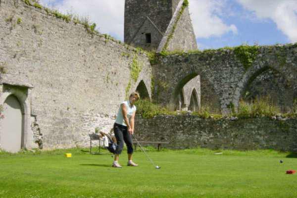 Briska Schuurman | PGA Golf Professional | Foto's van Briska Golfbaan Spaarnwoude
